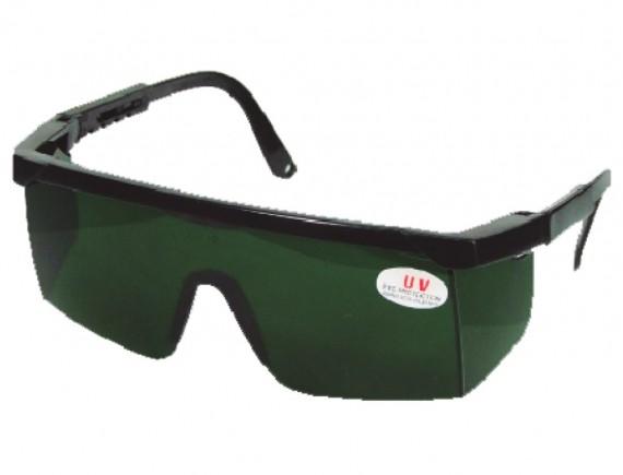 แว่นตานิรภัย YS-150 เลนส์สีเขียว #5