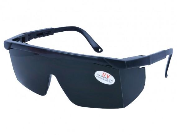 แว่นตานิรภัย  YS-151 เลนส์สีเขียวเข้ม #7