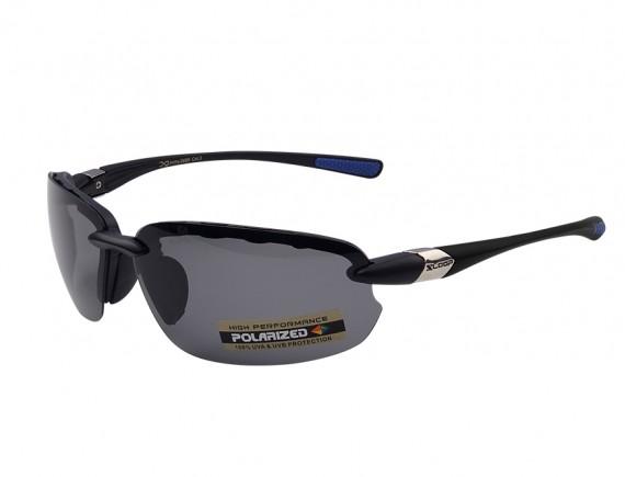 แว่นตากันแดดเลนส์โพลาไรซ์สีเทา Xloop YAMADA