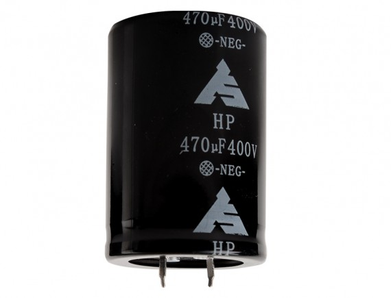 Capacitor HP 400V 470uF