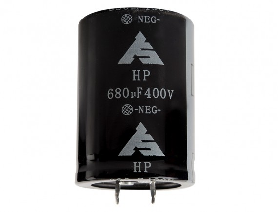 Capacitor HP 400V 680uF