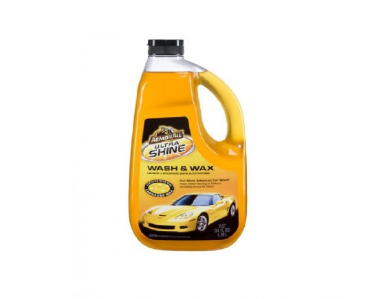 ArmorAll AA10346/1 น้ำยาล้างรถพร้อมเคลือบเงา 2 in 1 1,892 ml. - Yellow