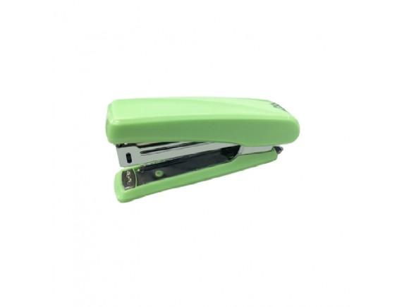 เครื่องเย็บกระดาษ รุ่น S-0104 สีเขียวอ่อน