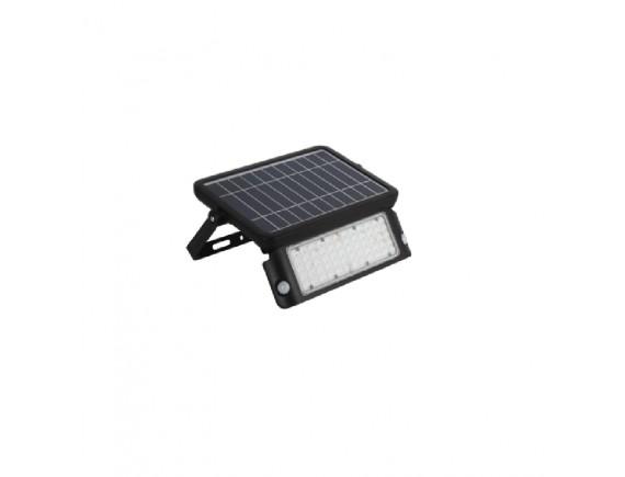 LED SOLAR FLOOD LIGHT 10W โคมไฟส่องบริเวณโซล่า All-in-one พร้อมเซนเซอร์